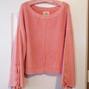 Hollister long sleeve sweater, American Eagle
